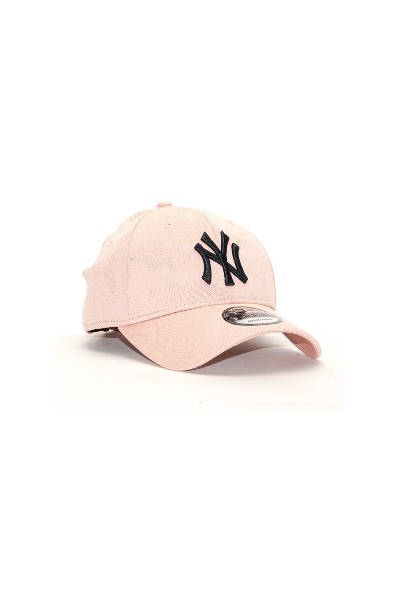 New Era 9FORTY Engineered Plus NY Yankees Blush Sky Pink Snapback