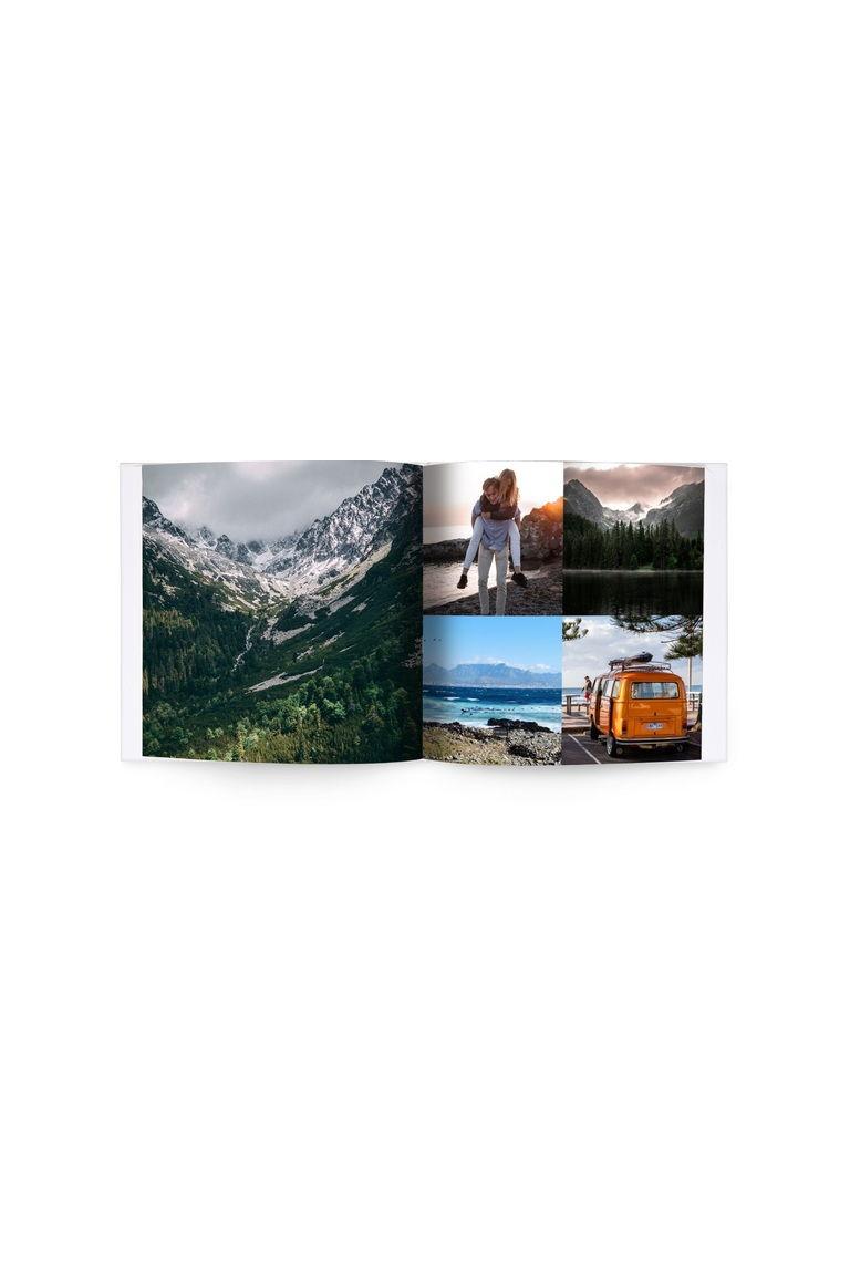 Fotokniha s vlastními fotkami