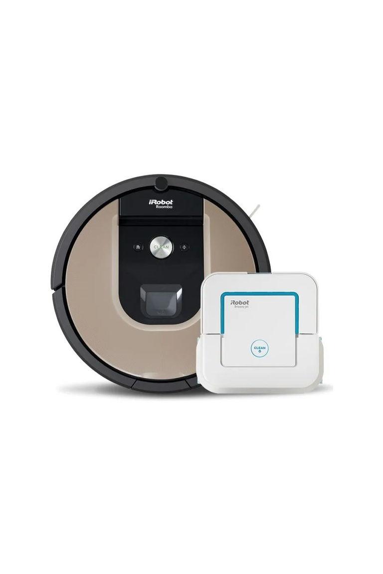 iRobot Roomba 976 + Braava jet 240